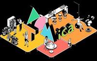 【30連泊】ATOMica北九州(コワーキングスペース)1日利用券付♪☆1泊2食付き☆