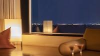 【14階以上確約】東京湾を望む高層フロアを満喫。スパークリングワイン&朝食付き