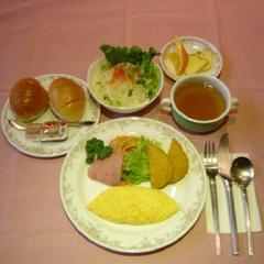 【朝食付】朝ごはんを食べて1日元気に♪