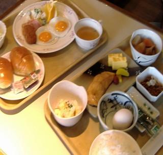 朝はしっかり♪元気の源♪ご朝食付きプラン