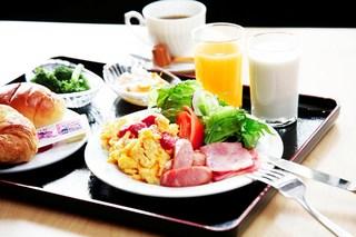 【朝食込み】当ホテル一押し!早朝6時から食べられるバイキング朝食付プラン♪