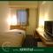シングルルーム★ベッド幅120cm 有線・無線LAN接続可
