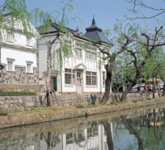 倉敷白壁の街