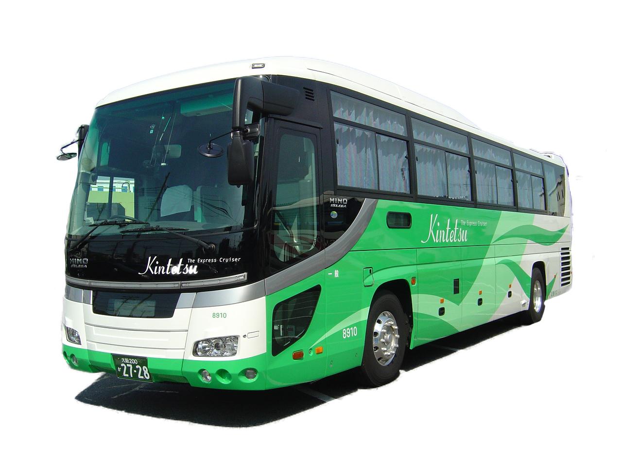 近鉄バス・東北急行バス