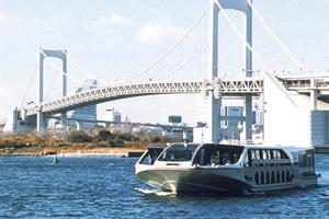 八芳園と東京ベイエリア
