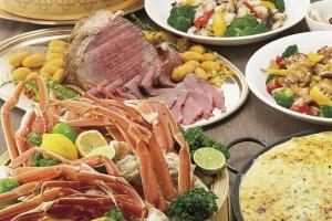 品川プリンスホテル「ハプナ」人気のブッフェと東京湾クルーズ