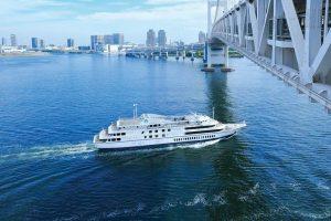 【2階建てバス】東京百景(フォトジェニックTOKYO)~昼発:海から~