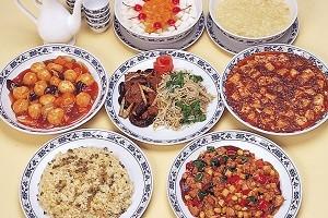 横浜ベイサイドストーリー/A:重慶飯店(四川料理)プラン