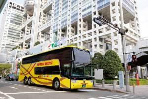 【2階建てバス】お台場散策と東京スカイツリー®
