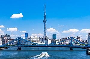 TOKYO新旧下町旅情(東京スカイツリー®&浅草散策)