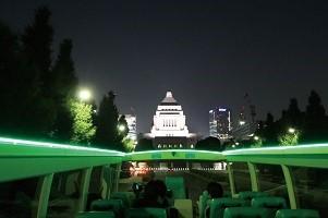 【2階建てオープンバス】極まるTOKYO夜景