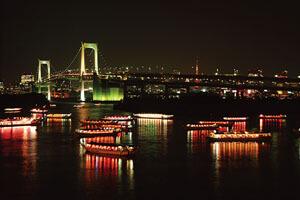 江戸の風流 屋形船