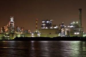 川崎工場夜景運河探検クルーズ