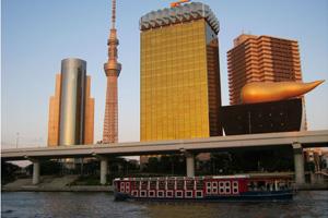 夜の東京スカイツリー®と至福のディナーブッフェ