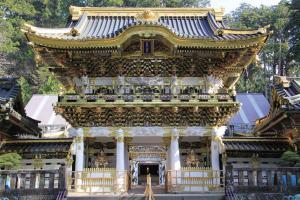 世界遺産 日光の社寺と金谷ホテルベーカリーのランチ