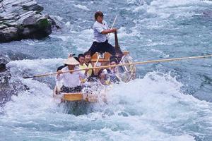 冷んやり秩父ワクワク探検!洞窟・ダム・舟くだり3つの天然クーラーとブルーベリー狩り