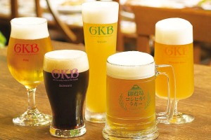 地ビール6種飲み放題バイキング&ウイスキー工場と絶景の河口湖パノラマロープウェイ