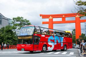 京都発着/明星観光バス