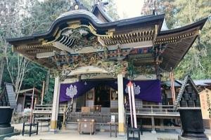 長瀞ラインくだり パワースポット!宝登山神社と川越さんぽ