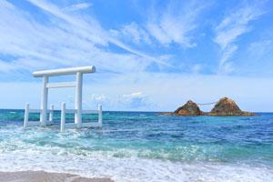くるくるバス 九州 糸島日帰りツアー:塩工房、桜井二見ヶ浦、ジハングン
