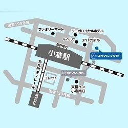 provided map