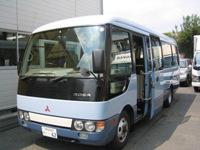 サンコーレンタカーのマイクロバス