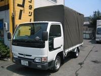 サンコーレンタカーの1,5トン幌付トラック