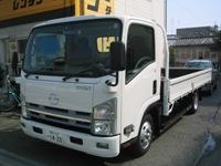 サンコーレンタカーの2トンロング平トラック