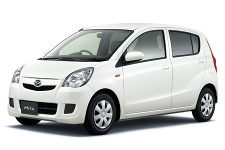 奈良尾レンタカーの軽自動車