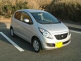 伊豆大島レンタカーの軽自動車