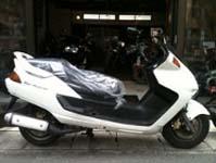 レンタルバイク鹿児島ABiXの250cc