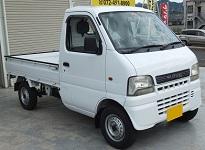 エコプライスレンタカーの軽トラック