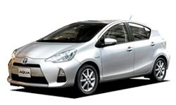シナジーレンタカーの【アクア 1500cc指定】 禁煙車  携帯充電器、チャイルドシート無料