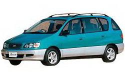 シーサイドレンタカーのワゴン200~2300cc7人乗り イプサム等