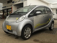 グリーンオート安曇野の電気自動車 軽乗用 三菱アイミーブ