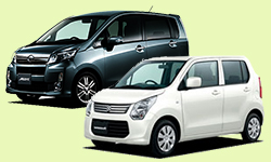 ダイドーレンタリースの軽自動車(新車)