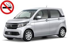 ホンダレンタリース北海道のN-WGN禁煙車指定【ナビ・ETC車載器付】