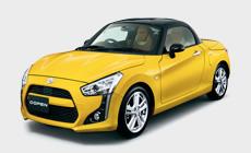 平成レンタカーのオープンカー