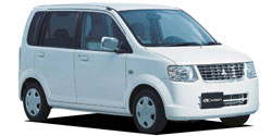 石垣島エメラルドレンタカーのKクラス(ミツビシ・ekワゴン等)