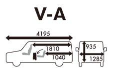 ニッポンレンタカーのVA【AT車】(ライトバン、400kg)-標準コース★ETC標準装備!