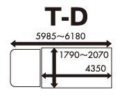 キャンター(TDクラス)