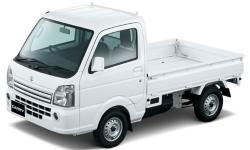 Jネットレンタカーの軽平トラック(T1)