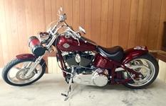 EASY RENTAL 五島の大型バイク