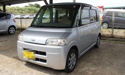奄美 西郷レンタカーの軽クラス(660cc)(禁煙限定!)