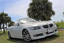 BMW 335i カブリオレ 左H