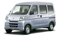 ガッツレンタカー(羽田・川崎)のBクラス 軽ワゴン 荷物運びに最適