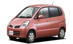 ガッツレンタカー(羽田・川崎)のA2Kクラス 軽自動車4ドアタイプ 価格重視タイプ