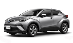 CX-3 1500DE・C-HR・BMW X1