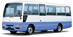 ゆめのゆレンタカーのM1クラス(マイクロバス)
