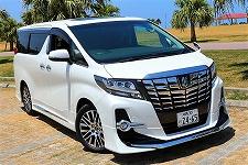 プレミアムレンタカー(沖縄)のGOLD Class